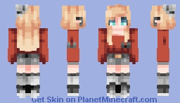 """☆ βενεℜℓγ ☆ """"Does it matter in the end?"""" (ST w/ KitKat) Minecraft Skin"""