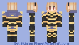 Leo - Fire Emblem: Fates Minecraft Skin