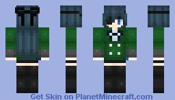 ღCiel From kuroshitsujiღ (female) Minecraft Skin
