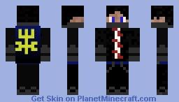 NINJA SKIN Minecraft Skin