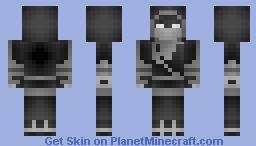Airless Minecraft Skin