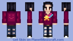 ♥˜Škittl隘♥-  The_Biome_Buster Minecraft Skin