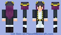 SPG Skin Series- Captain Alberta Alexandria