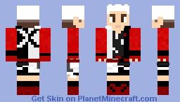 Carlos- Disney's Descendants Minecraft Skin