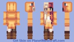 ♫♠ Abandon3dRain♫♠ Charmander Onesie Minecraft Skin
