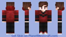 Chatter - Skin re-shade Minecraft Skin