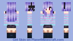 ŒℵdŒℜ∫Œnder∫ Minecraft Skin