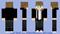 justin Minecraft Skin