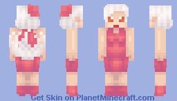 Gumiho Minecraft Skin