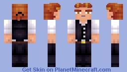 Ginti Minecraft Skin
