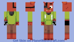 PMC Members: Jordanw5432 (Alt in Desc) Minecraft Skin