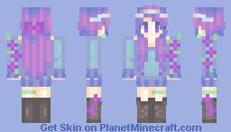 MιѕѕNιgнтOωℓ Keep On Dreaming ♥ Minecraft Skin