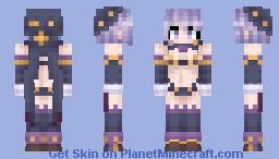 Mage (メイジ) Minecraft Skin