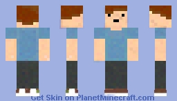 Cartoon Me! | Skin! Minecraft Skin