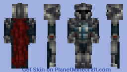 Knight Armor and Cape - 1.8+ (Request) Minecraft