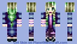 Ombre *Read Desc* Minecraft Skin