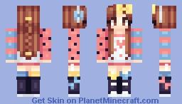 Comic Book Minecraft Skin