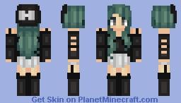 Punk Minecraft Skin