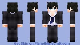Shinya Kogami [Psycho Pass] Minecraft Skin