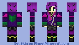 mal disney descendants Minecraft