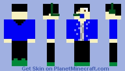 Gamer Tamer Minecraft Skin