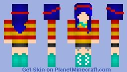 Fallen Victim Of Your Fantasy // Ghost Town ♥ΔΙîcε♥ Minecraft Skin