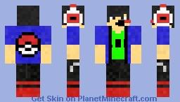My new Minecraft skin Minecraft Skin