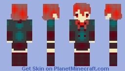 αѕcєη∂ Minecraft Skin
