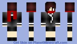 Tateyama Ayano Minecraft Skin