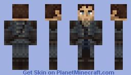 Temarian Marine Minecraft Skin