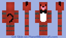 Rubie the Mouse {MAIN} Minecraft Skin