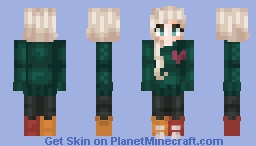 A Nice Request! Minecraft Skin