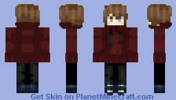 I've Exhausted Any Other Name Option, Honestly. Minecraft Skin