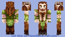 Virgilius the Faun [The Woods Skin Contest] Minecraft Skin