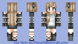 Fanskin/Gift for Fawkesy Minecraft Skin