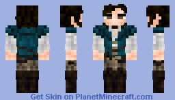Eugene 'Flynn' Rider - 1.8+ Minecraft Skin