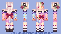 Honeymoon Minecraft Skin