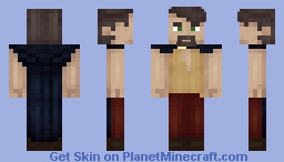 [Contest] Mystic - The Pawnbroker of the Stars Minecraft Skin