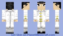 Knuckle Bine - Hunter x Hunter [Skin Request] Minecraft Skin
