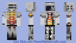 Spectrabox Magnaman Minecraft Skin