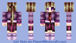 OC adoption thingy! (I have no idea what the heck im doing btw) Minecraft Skin