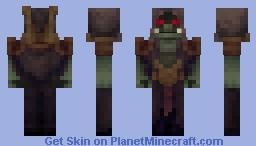 The Shaman Minecraft Skin