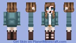 ☆ ᒪᙓIᗩ_ ☆ Lauren Towers Minecraft Skin