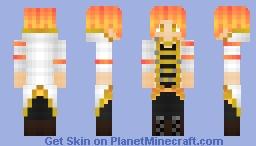 "♠Solaris The Sun ""Redone""♠ Minecraft Skin"