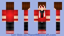StimpyPvp Skin Reshade ~ Dyln ~ :3  Minecraft Skin