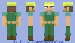 Tree Construction Worker [33rd] Minecraft