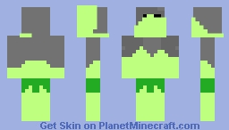 Tribal Man Minecraft Skin
