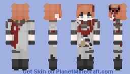 Tartaglia - Genshin Impact Minecraft Skin