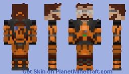 Gordon Freeman . Minecraft Skin