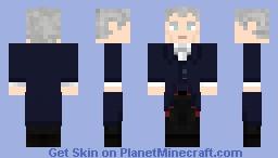 12th Doctor Minecraft